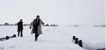 高橋英樹、ドラマ撮影で雪の中を疾走「これって高齢者がやるんかい?(笑)(笑)」