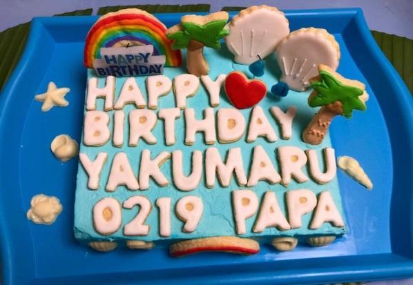 東尾理子、薬丸裕英の長女が3日かけて作った誕生日ケーキを絶賛「その愛に感動」