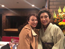 河野景子さん、フジテレビ時代の先輩の舞台を観劇「思わず涙が溢れてしまいました」