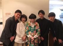 古村比呂『徹子の部屋』に家族で出演「息子たちとのTV出演はもうしない」