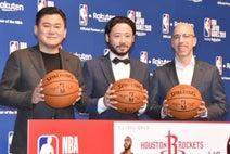 NBA公式戦が16年ぶり日本開催 ラプターズ対ロケッツのプレシーズンゲーム2試合