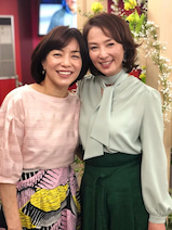 河野景子さん、25年ぶりの生放送司会を終え「一気に緊張が込み上げてきました」