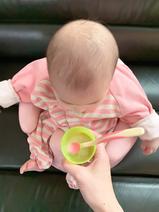 森崎友紀、第2子の離乳食がスタートし感激「込み上げるものがありました」