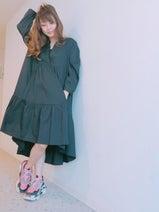 渡辺美奈代、夫が選んだZARAのワンピコーデを披露「可愛い~」「超似合ってる」の声