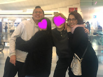花田優一、母・河野景子さんらとの家族写真を公開「集まる瞬間は一日限定」