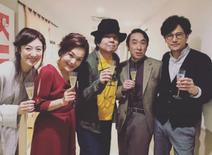 ともさかりえ、稲垣吾郎&大竹しのぶらと乾杯「凄い時間を過ごしていたんだなと改めて実感」