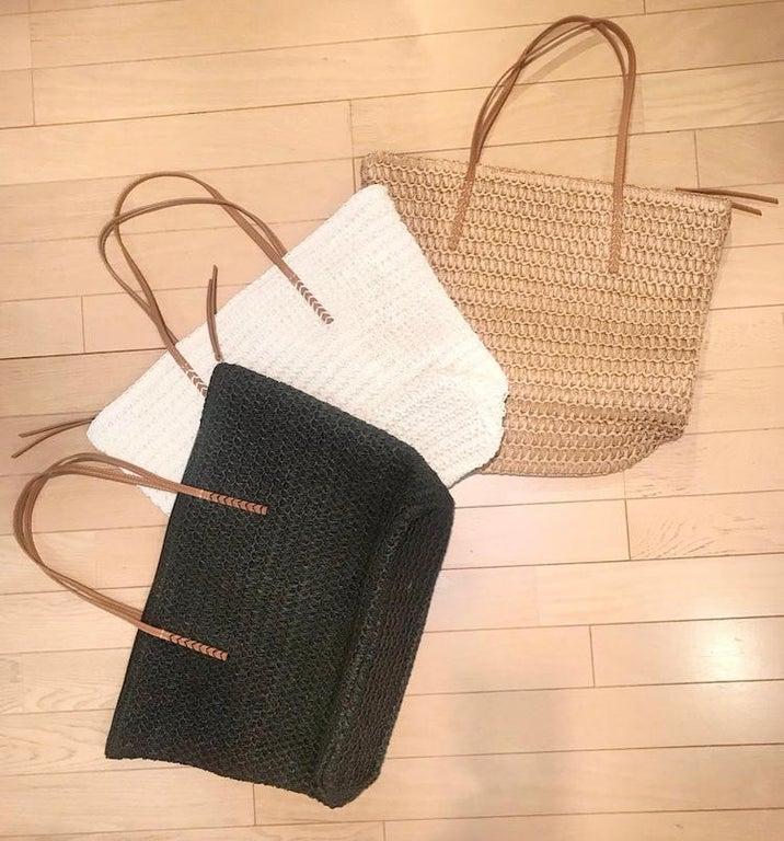 アンミカ、3色大人買いした『H&M』のバッグ「実用的で使いやすいんです」