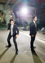 羽田美智子『特捜9』山田裕貴の飛び蹴りにびっくり「身体能力高い!!」