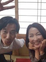 羽田美智子『特捜9』のオフショットを公開「物凄いスピードで1日1日過ぎていってる」