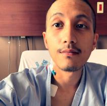 Nosuke、術後の経過を報告「人間の体の再生能力に驚かされてばかりです」