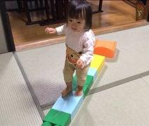 森渉、自ら遊びを進化させる娘に驚き「凄い」「成長が楽しみ」の声