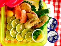 渡辺美奈代、息子に作った暑い日用の弁当に「超~うまそう」「真似しよー」の声