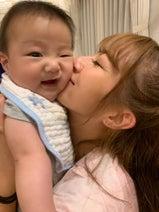 杉浦太陽、妻・辻希美と息子の姿にメロメロ「たまらんっ!!!!」