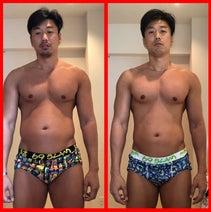 金子賢、45日間で10kg減った体を披露「とりあえず順調やね」