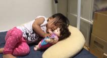 森渉、ひとりっ子の娘・千笑ちゃんの行動に「お姉さんみたいな感覚が芽生えてきたのかな」