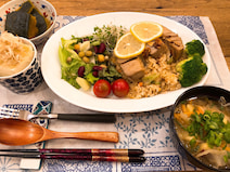 堀ちえみ、子ども達に大好評だった夕飯のレシピを紹介「美味しそう」「やってみます!」の声