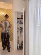 """川崎希、新居の""""便利""""な収納を公開「ここはダイソン専用に作った」"""