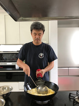 大渕愛子弁護士、ママ友も喜んだ夫・金山一彦の料理「感謝です」