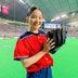 夕見子 が札幌に帰ってきた 福地桃子が札幌ドームで始球式に登板し美しいフォームを披露