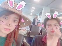 川崎希、手荷物検査で飛行機に乗り遅れる「夏休み旅行に行く方は注意してください」