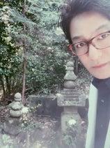 片岡愛之助、大河ドラマ『麒麟がくる』で演じる大名の墓参りへ「心が通じた気がしました」