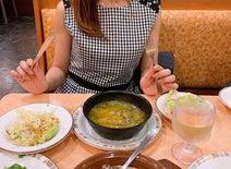 山川恵里佳『サイゼリヤ』でおかわりしたメニューを明かす「すっごい好きな味!」
