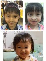 金田朋子、夫・森渉と自身の加工写真と娘を比較「2人に似てる気がする」