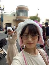 高橋愛、妹と短時間のUSJ滞在を満喫「とっても楽しめました」