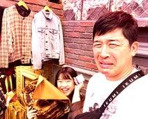 あべこうじ、妻・高橋愛&娘と3人でランチへ「話が広がった」