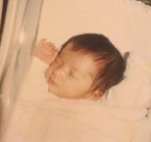 矢口真里、赤ちゃんの頃の写真を公開「息子に似てるんだぁ」