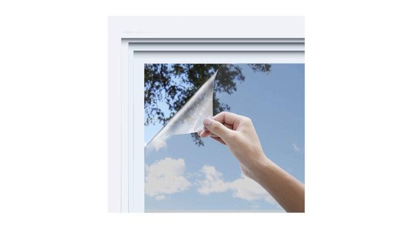 エアコンの効率をアップ。熱を反射してUVを99%カットする窓 ...