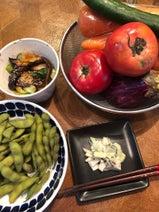藤田朋子『渡鬼』の撮影で残った食材を持ち帰り「道の駅帰りみたいに貰ってきました」