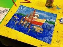 水嶋ヒロ、娘の描いた絵に驚き「子どもの吸収力の高さよ‥」