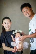 小原正子、カメラマンが撮影した長女の写真を公開「こりゃドレスアップ日和~!!!」