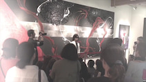 龍玄とし(Toshl XJAPAN)、東京での初個展終え感謝「己との深遠なる対話を色彩に宿す」