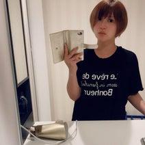 矢口真里、洗面所での自撮り写真を公開「家にいすぎて何を載せたらいいか分からない」