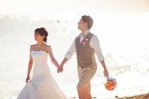 小林麻耶、カメラマンから届いたウェディングフォトを公開「結婚してくれてありがとう」