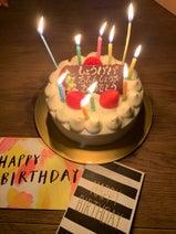 仁香、夫の誕生日と結婚記念日をお祝い 盛りだくさんな1日振り返り「来年からはもう少しコンパクトに」