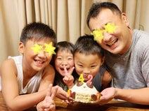 くわばたりえ、42歳の誕生日を迎えた夫に感謝「貴方がいなければ 今の幸せはありません」