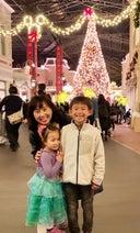 東尾理子、長男&長女を連れTDLへ「上の二人にサービスの一日」