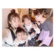 辻希美、矢口真里・保田圭とランチへ「babyちゃんと初めて会えて」