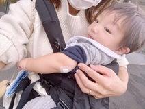 """辻希美、11か月の息子が""""男気""""を見せる「偉かったよぉ」"""