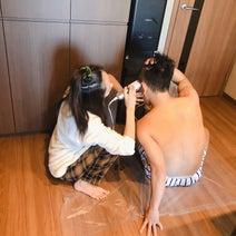 近藤千尋、夫・ジャンポケ太田の髪を刈り上げる「たまに私がやります」