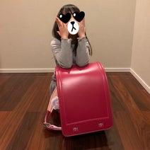 福田萌、ランドセルが届き喜ぶ娘の姿に「小学校に通う姿がいまから楽しみ」