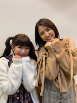 もえあず、長澤まさみとの2ショットを公開「光栄すぎる!!」