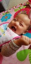 小原正子、笑顔で喋っている娘の動画公開 「お喋り上手」「癒される~!!」の声