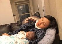 吉木りさ、夫・和田正人に激写された姿「この前気絶したように」