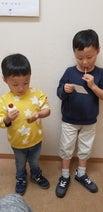 小原正子、親子でインフルエンザの予防接種へ「するまえから号泣」