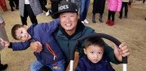 小原正子、息子達の願い事に「お母さんも嬉しい」
