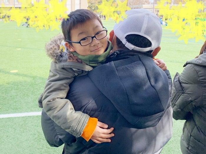 くわばたりえ、長男のサッカー大会の結果に「全員抱きしめたい~」